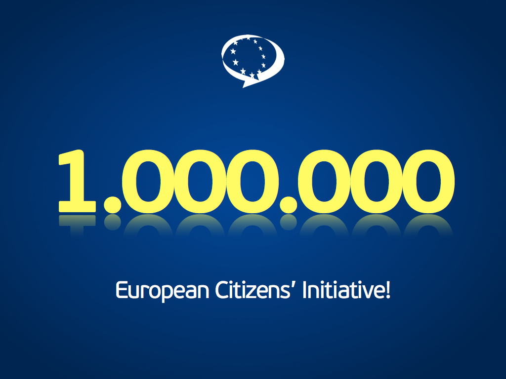 The European Citizens' Initiative: time to enhance it
